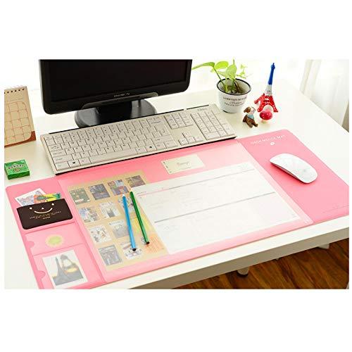 STAR-TOP Desk MAT Large Size Mouse pad,Anti-Slip Desk Mouse Mat Waterproof Desk Protector Mat