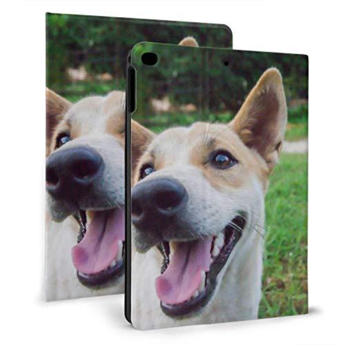 Soft Ipad Cover Funny Cute Adorable Dog Puppy Ipad Cover For Ipad Mini 4/mini 5/2018 6th/2017 5th/air/air 2 With Auto Wake/sleep Magnetic Sturdy Ipad Case