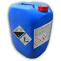 Hipoclorito de Sodio | Limpieza y Desinfección del agua de la piscina | Garrafa de 25 Kg.
