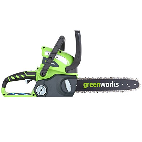 Buy 20292 G-MAX 40V 12″ Cordless Chainsaw – Battery and Charger Not Included