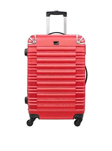 Bluestar Trolley rígido Lima Rojo 60 cm