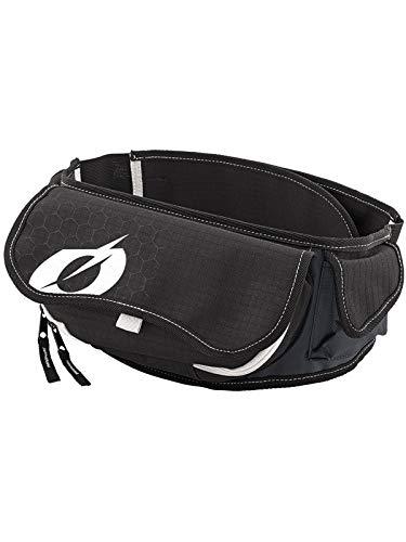 O\'NEAL | Accessories | Motocross Enduro Motorrad | Verstellbarer Stretchgürtel, zahlreiche Taschen, Bequeme und gepolsterte Hüfttasche | Waist Toolbag | Schwarz | Größe 110 x 15 cm