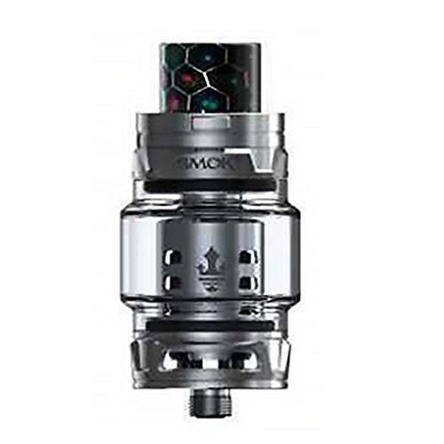 Authentic Smoktech SMOK TFV12 Baby Prince Tank Clearomizer 2ml Tpd-kompatibel (Edelstahl)