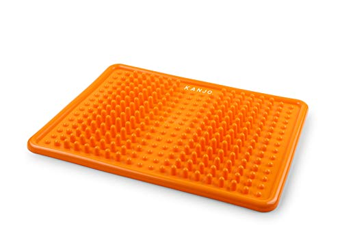 Kanjo Acupressure Foot Pain Relief Mat   Pressure...