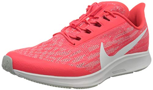 Nike BV0613, Zapatillas para Correr para Hombre, Laser Crimson White Lt Smoke Grey Photon Dust, 41 EU