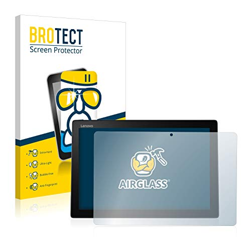 BROTECT Protector Pantalla Cristal Compatible con Onda oBook 20 Plus Protector Pantalla Vidrio Dureza 9H AirGlass