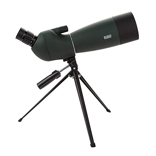 Best Prices! Telescope, Bird Mirror Telescope Single Cylinder Zoom 25-75x70 High Magnification HD Ta...