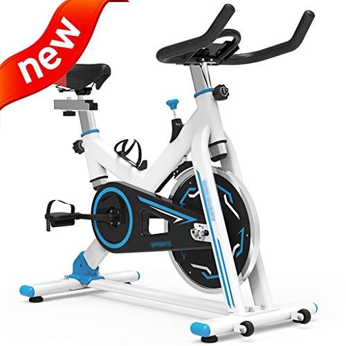 DXIUMZHP Bicicletas estáticas y de Spinning Bicicleta de Ejercicios aerobicos Spinning Silent Fitness Office Bicicleta de Ejercicio Bicicleta de Spinning Equipo para Adelgazar Pantalla Inteligente