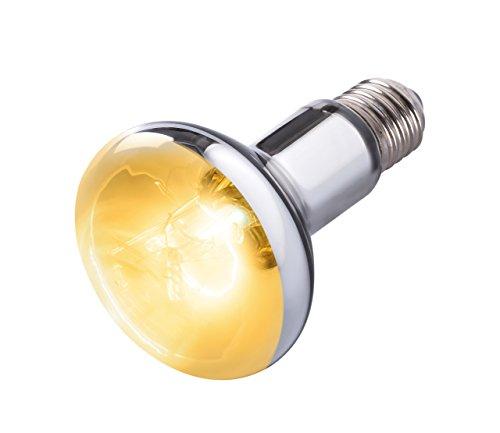 REPTIZOO Full Spectrum UVA + UVB Sun Lamp,Self-Ballasted Mercury Vapor Lamp/Bulb/Light for Reptile