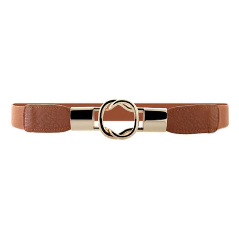 Lilac Mauve Purple Skinny Belt Gold Buckle Faux Leather Slim Waist Belt Size S//M