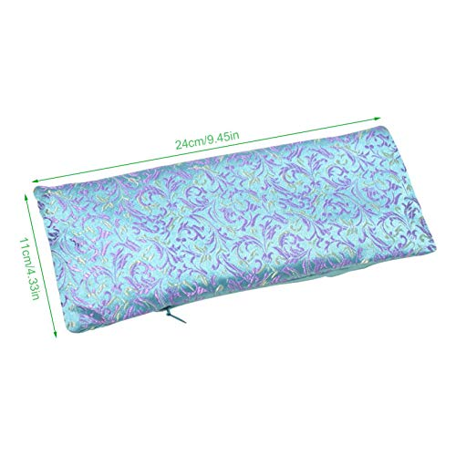 Lavendel aromaterapi ögonkudde, kan lindra migrän och slappna av kropp och själ för yoga avslappning meditation migrän sömnmedel