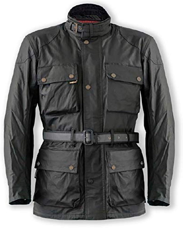 orden ahora disfrutar de gran descuento Garibaldi Heritage 1972 Wax Cotton negro negro negro 3XL   negro  descuento
