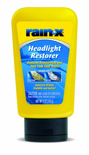 Rain-X 800001810 Headlight Restorer - 5 fl oz.