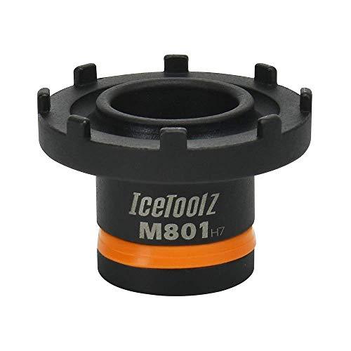 IceToolz M801 Outil Lockring Mixte Adulte, Gris