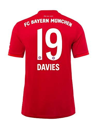 FC Bayern München Trikot Home 2019/20, Alphonso Davies, Größe XL