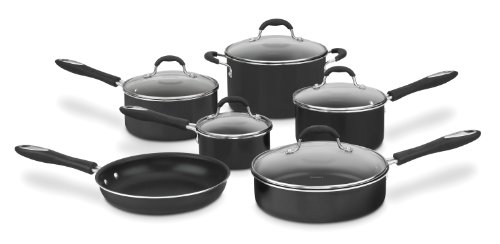 Cuisinart Advantage Nonstick Cookware Set review