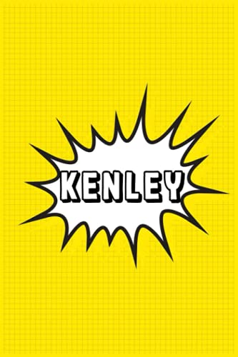 Kenley: Personalized Name Kenley Notebook, Gift for Kenley, Diary Gift Idea