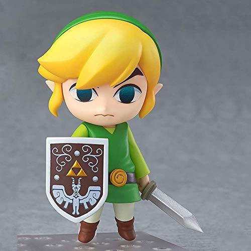 XINFAN Figura de Zelda Legend of Zelda Link Majoras Mask Regalo de Juguete de edición Limitada