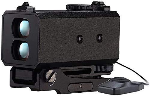 Masaling LE032 - Cannocchiale per fucile ad aria compressa, con modalità nebbia, misuratore di distanza per riprese esterne