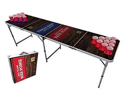 Original Cup - Beer Pong Tisch Set, Lightholes