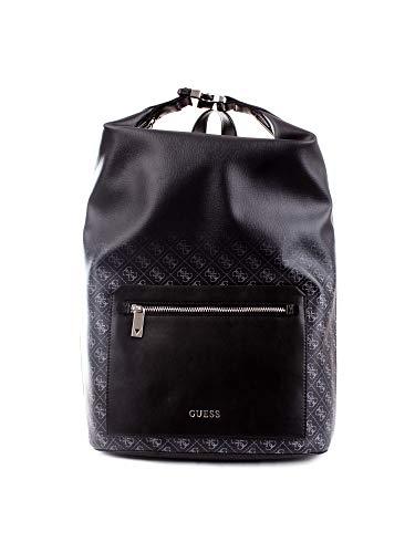 Guess Dan 4G Print Backpack Black