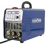 MIG Welder MIG TIG Stick MMA ARC Welding Machine 4 in 1 Welding Equipment Gas Gasless Inverter Welder 110V 220V