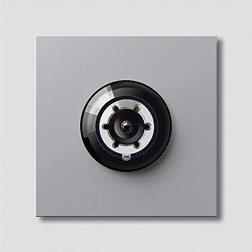 Siedle bcm658–01SM Bus 180Für die Kamera Vario Silber Metall 200049363–00