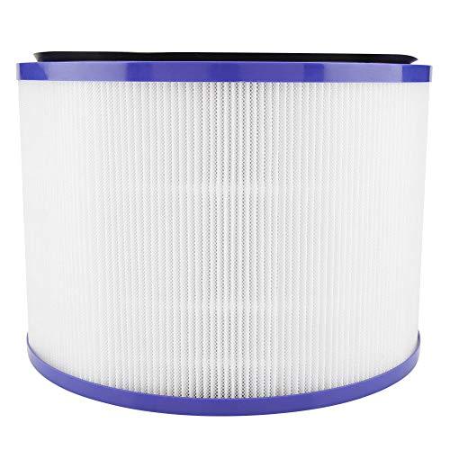 Elemento filtrante Filtro depuratore d'Aria Cartucce Filtro a Carboni Attivi Elemento filtrante Durevole Filtro Compatibile per HP01 HP02 HP03 DP01 DP02 DP03