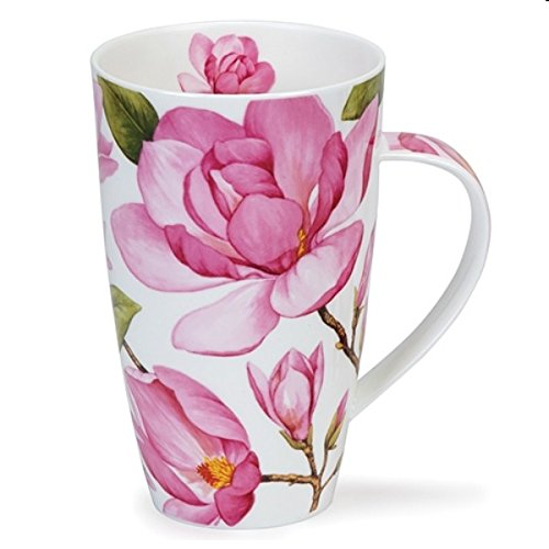 DUNOON Magnolias Light Pink Becher Henley