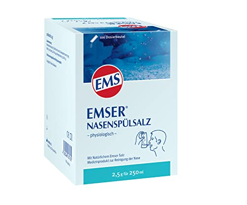 SIEMENS & Co., Deutschland -  Emser Nasenspülsalz