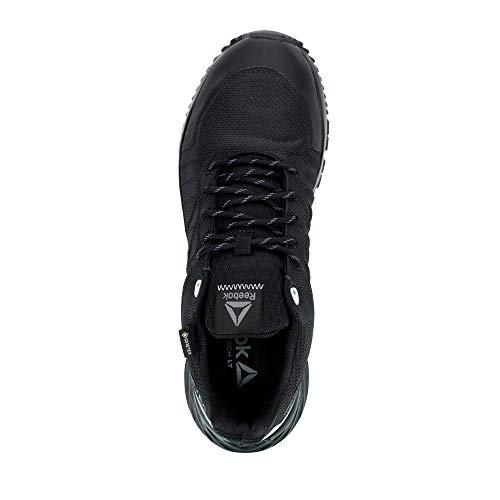 Reebok Astroride Trail GTX 2.0, Zapatillas de Senderismo Hombre, Negro (Black/Cold Grey/Emerald I 000), 40 EU