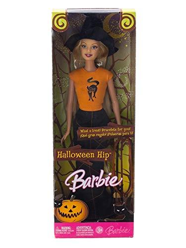 Barbie Halloween Hip # J0586