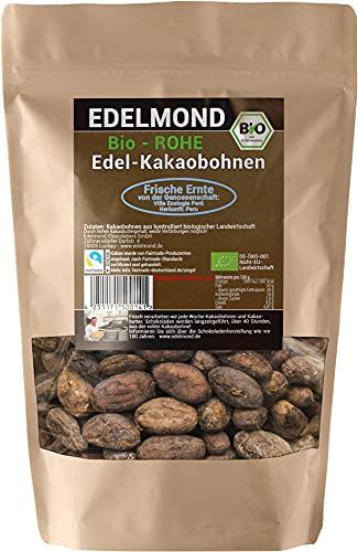 Edelmond Chocolatiers GmbH -  Edelmond rohe Bio