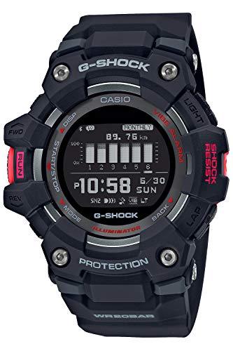 [カシオ] 腕時計 ジーショック G-SQUAD GBD-100-1JF メンズ ブラック