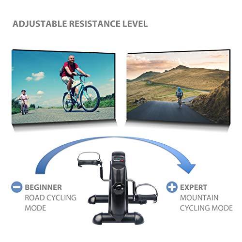 Ultrasport Unisex Mini Bike Heimtrainer Bild 4*