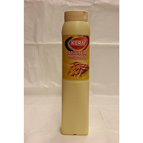 Kern Gewürz-Sauce 'Belgische Mayonaise' 750ml (Belgische Mayonnaise)