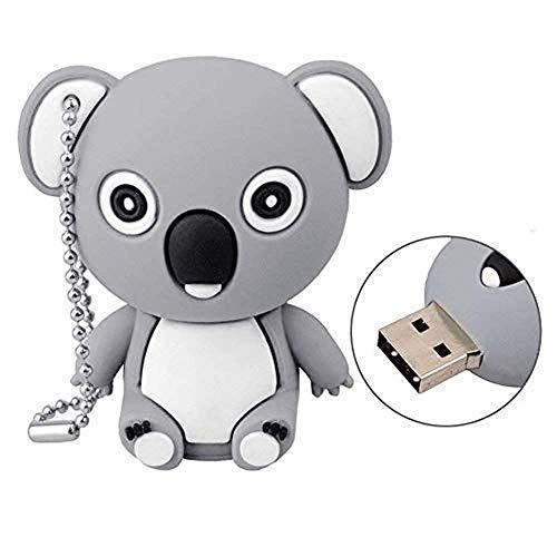 Koala Bär grau USB Flash Pen Drive 16 GB - Memory Stick Daten Aufbewahrung - Speicherstick