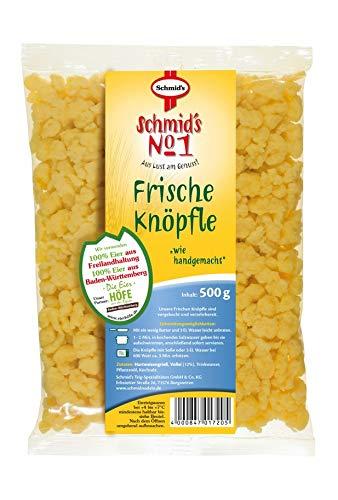Schmid´s No 1 Frische Knöpfle 6 x 500g
