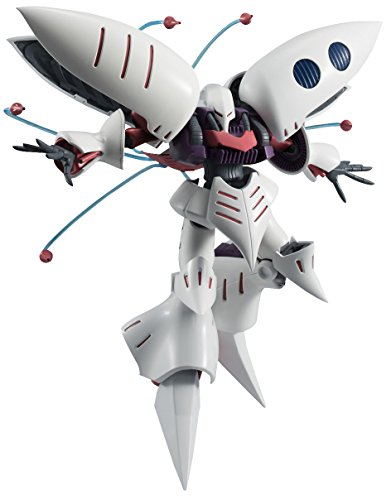 Bandai Tamashii Nations Robot Sprits Qubeley Mobile Suit Zeta Gundam Figurine