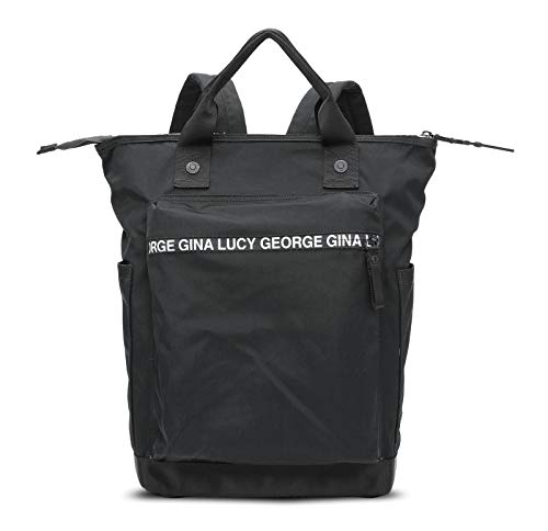 George Gina & Lucy Baby Bags Minor Monokissed Black
