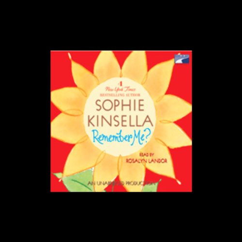 Remember Me?                   By:                                                                                                                                 Sophie Kinsella                               Narrated by:                                                                                                                                 Rosalyn Landor                      Length: 12 hrs and 50 mins     1,054 ratings     Overall 4.1