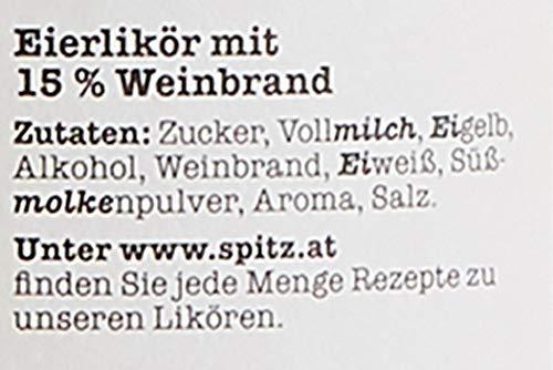 Spitz Eierweinbrand Likör (1 x 1 l) - 4