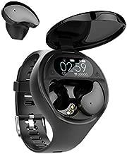Smart Watch W01 Smart Bracelet Bluetooth Headset Two in One Call Smart Watch TWS Smart Watch 2 in 1 Adjustable