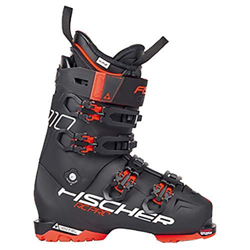 Fischer Herren RC Pro 110 Vacuum GW Skischuhe schwarz 27.5