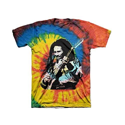Bob Marley Live Tie Dye Toddler T-Shirt 4T