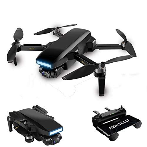 Drone GPS de 5 km para Adultos 35mins 5G WiFi FPV Drones con cámara 6K Contiene Gafas VR Electronic PTZ Motor sin escobillas Profesional RC Quadcopter,1*Battery