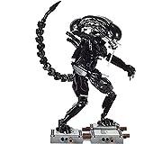 TENHORSES Figurine Alien Jeux de Construction Modèle de Collection Caractère Desktop...