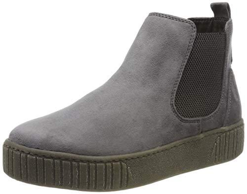 MARCO TOZZI Damen 2-2-25454-23 Slip On Sneaker, Grau Grey Comb 221, 38 EU