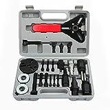 WOIA Compresor Embrague Eje Extractor Extractor Instalador Kit de Herramientas Herramientas de reparación de automóviles, Color Aleatorio