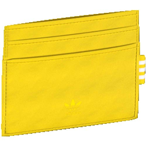 adidas Card Holder, Cartera Unisex Adulto, Amarillo (Amaril), 10x5x15 cm (W x H x L)